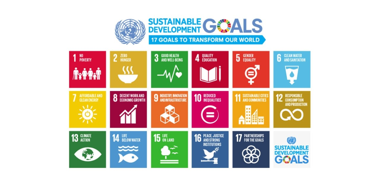 17 Sustainable Development Goals I ONU I BNP Paribas